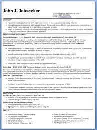 manufacturer sales representative resume creative resume design