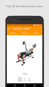 best fitness apps for android virtuagym fitness tracker home android apps on play