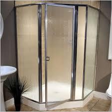 Framed Vs Frameless Shower Door Frameless Vs Framed Glass Shower Doors Enhance Impression