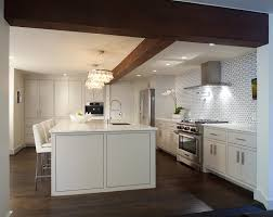pantry cabinet ideas kitchen contemporary with hardwood