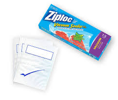 ziploc vacuum sealer gallon bags pack of 13 kitchen