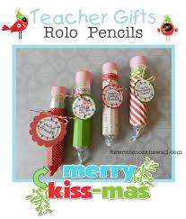 Teacher Halloween Gifts Freebie Teacher Christmas Gift Rolo Pencils W Tags Pinnutty Com