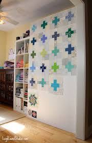 tutorial how to make a semi portable design wall leigh laurel