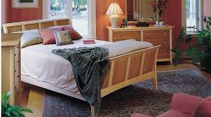 Natural Cherry Bedroom Furniture by Copeland Sarah Sleigh Bedroom Cm Ambiente Modern Furniture