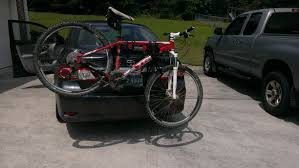 Ford Escape Bike Rack - what are some of the better trunk racks 2013 corolla mtbr com