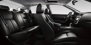 nissan altima white interior design