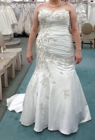 davids bridal show me your dress or dress try on photos weddingbee