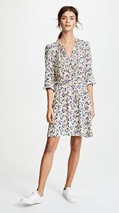 flower dress zadig voltaire remus flower dress shopbop