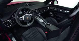 porsche panamera interior 2012 la auto show new porsche panamera gts with awd and 430hp 41 photos