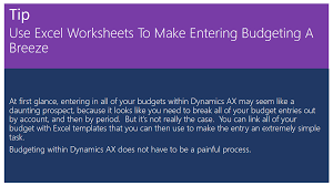 Create A Budget Worksheet Use Excel Worksheets To Make Entering Budgeting A Breeze