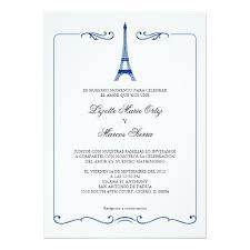 eiffel tower wedding invitations eiffel tower wedding invitation collection