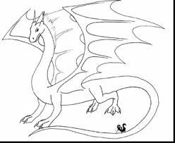 impressive flying dragon coloring pages dragon coloring pages