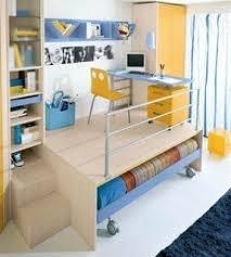 bunk desk bed foter