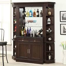 Dynamic Home Decor Braintree Ma Us 02184 Parker House Sta 465 2 Stanford Library 4 Piece Bar Base U0026 Hutch W