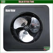 attic fans good or bad roof vent solar powered attic fan a panel 15 watt black house depot