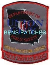 bureau union ben s patch collection