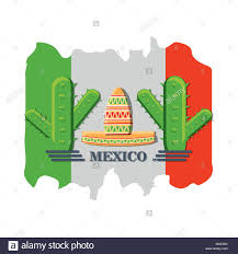 Mexico Flag Symbol Mexico Flag Cut Out Stock Images U0026 Pictures Alamy