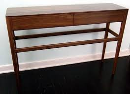 Mid Century Console Table Mid Century Console Table Height Great Entryway With Mid