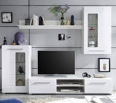 Wohnzimmerm El Mit Led Wohnwände Online Kaufen Wohnland Reutlingen
