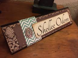 Cheap Desk Name Plates Best 25 Wooden Name Plates Ideas On Pinterest Wooden Name