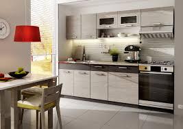 komplett küche komplett küche 240cm schränke küchenzeilen moreno pickard naka24