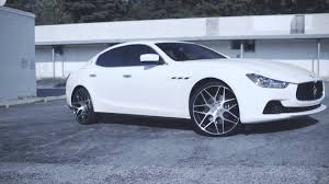 maserati quattroporte black rims rovos wheels maserati ghibli on black pretorias youtube