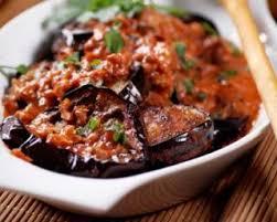 comment cuisiner aubergine recette de aubergines grillées à l ail et à la tomate