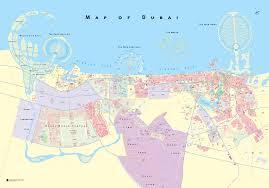 world map city in dubai large detailed map of dubai
