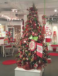 christmas display from our atlanta showroom at the americasmart