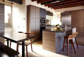 sample of open kitchen designs best small space open kitchen