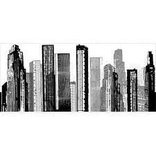 roommates rmk1602gm cityscape peel and stick giant wall decal roommates rmk1602gm cityscape peel and stick giant wall decal wall decor stickers amazon com