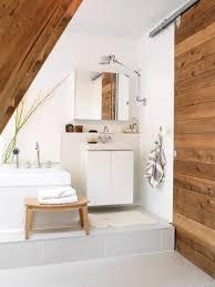 Bathroom Cool Attic Bathroom Designs With Small Chair Attic