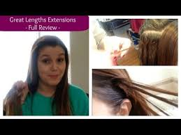 extensions review great lengths hair extensions review