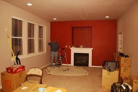 interior purple wall paint best paints color ideas design adorable