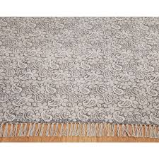 murray grey floral rug by oriental weavers therugshopuk