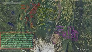 Mt Hood Trail Map Oregon Hikers U2022 View Topic Bulldozers On Mt Hood Trails