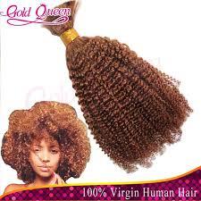 mongolian hair virgin hair afro kinky human hair weave mongolian afro kinky curly bulk hair for braiding 100g pack 10 26