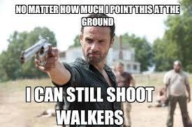 Walking Dead Memes Season 1 - 17 coolest the walking dead memes ever