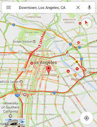 traffic map enable traffic notifications in maps androidguys
