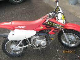 honda crf 70 f 70 cm 2002 mäntsälä motorcycle nettimoto