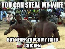 Funny Fight Memes - nigerian chicken fight memes quickmeme