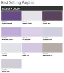 sherwin williams sw6548 grape mist beautiful color very light