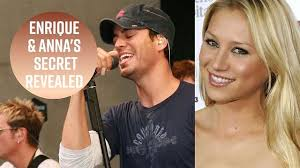 enrique iglesias hair tutorial enrique iglesias and anna kournikova welcome twins
