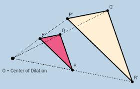 dilation transformation solutions examples videos