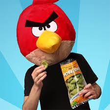 angry birds pork rinds thinkgeek