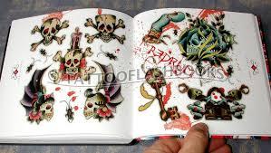 Tattoo Johnny Flash Book | tattooflashbooks com david bollt tattoo johnny