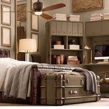 how to decorate with steampunk style photos and tips photo courtesy of restoration hardware