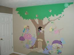 enchanted tree house paint by number mural elephants on the wall enchanted tree house paint by number mural