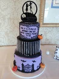 nightmare before christmas baby shower cakes by dea