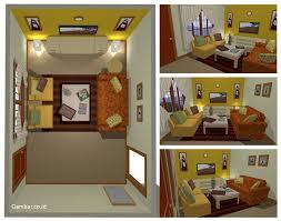 design interior rumah petak desain interior rumah petakan images gambar